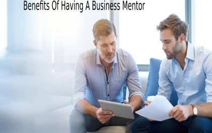 Benefits Of Having A Business Mentor And How To Find One